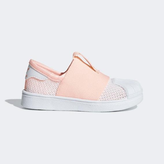Zapatillas adidas Superstar Sm Para Niños Tallas 22 -27 Ndpi