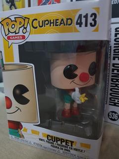 Funko Pop Cuppet 413