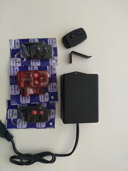 Kit Copiador/codificador De Controle + 4 Controles