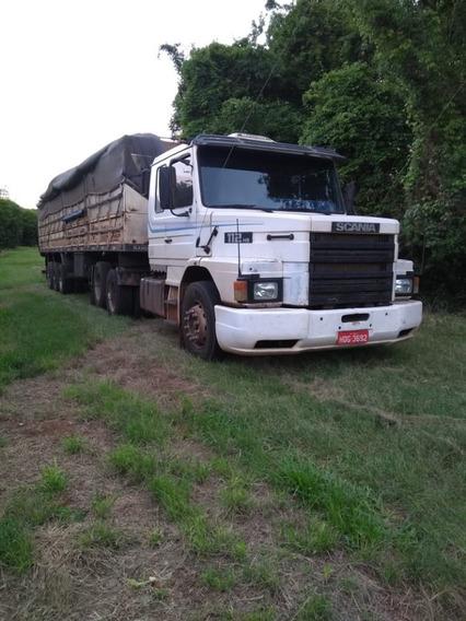 Scania 112 Hs Motor 113 Ano 89