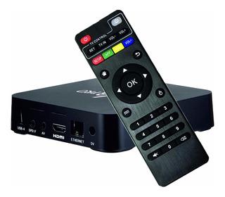 Tv Box Android 4k Smart Tv Netflix Youtube , Mejor Que Chromecast