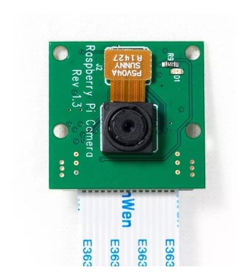 Camera Pra Microcontrolador Raspberry Pi 3 B 5mp Cabo Flat __ Vendemos No Atacado Nao Serve No Esp 32