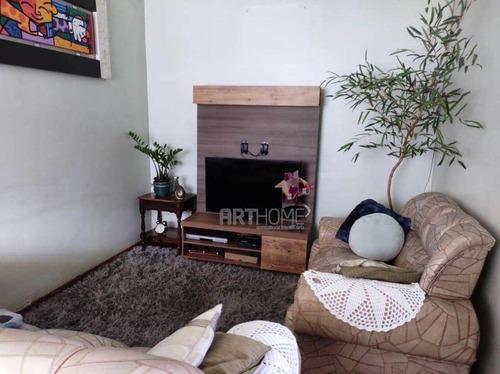 Imagem 1 de 30 de Casa Vila Alice, Com  179m², 3 Dormitórios, Edícula E Amplo Quintal E 2 Vagas! - Ca0228
