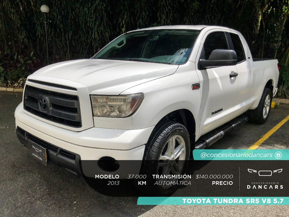 Toyota Tundra Sr5 V8 5.7