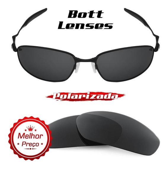 Lente Óculos Whisker Stealth Black Polarizada Bott-lenses