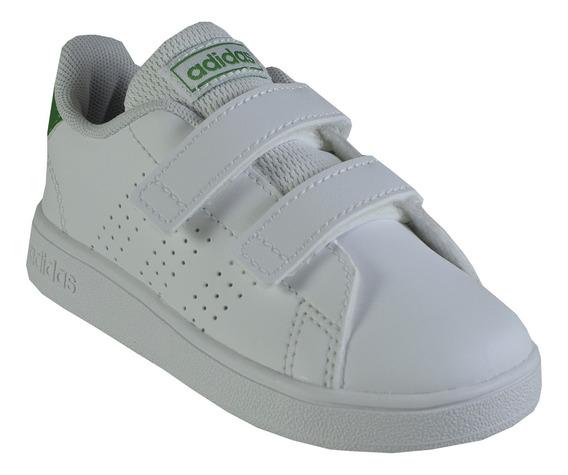 Zapatillas adidas Advantage I Bebes Ftw/gree