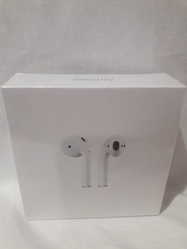 Apple AirPods 2  Charging Case Original Sellado Boleta