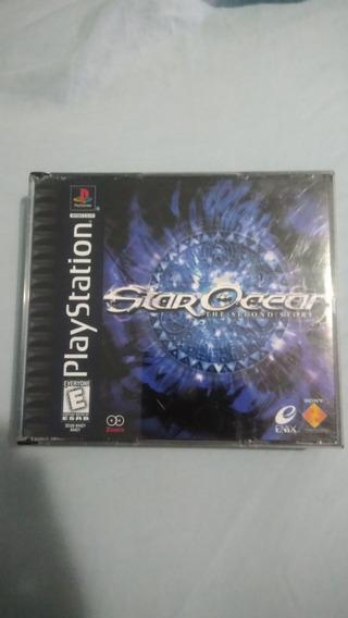 Star Ocean 2 Ps1 Original