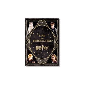 Livro - Livro Dos Personagens De Harry Potter, O