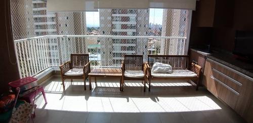 Imagem 1 de 30 de Apartamento Com 4 Dormitórios À Venda, 122 M² Por R$ 830.000,00 - Jardim Das Indústrias - São José Dos Campos/sp - Ap6298