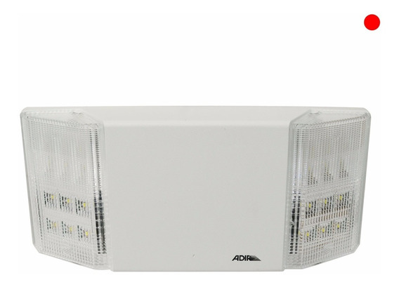 Lampara De Emergencia De 24 Super Leds Smd Hasta 4horas 4387