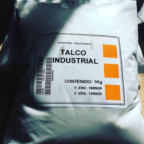 Talco Industrial, Kg, Ideal Para Depiladoras
