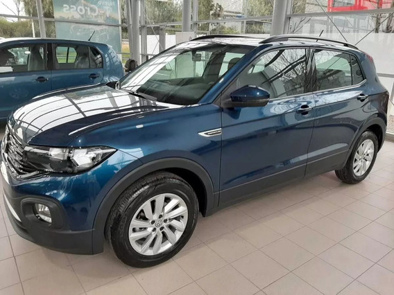 T Cross Comfortline 0km Volkswagen Manual 2019 Full Vw