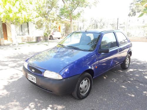 Ford Fiesta Año 1998 Lx 1.3 Nafta - 3ptas.