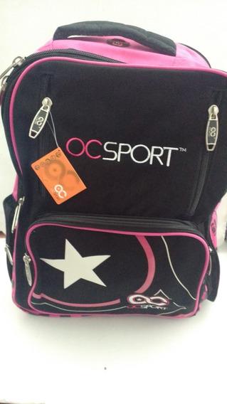 Mochila Oc Sport 8005 Porta Notebook