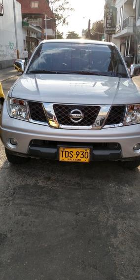 Nissan Navara Mt