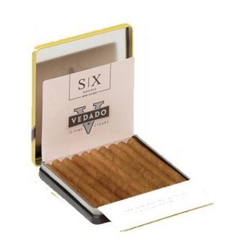 Lata X30 Cigarros Vedado Mini Vainilla Cigarritos Puritos