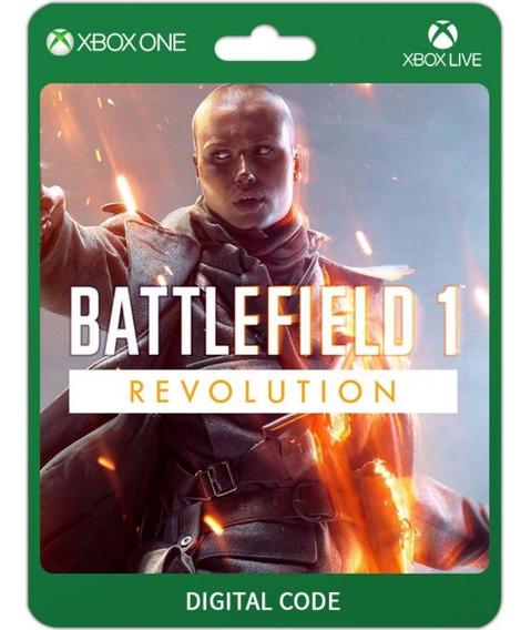 Battlefield 1 Revolution Xbox Live Key Xbox One 25 Digitos