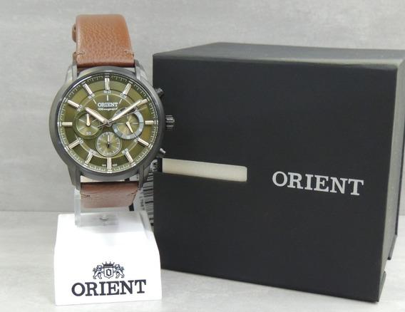 Relógio Orient Neo Sports Cronógrafo - Mpscc009 F1nx - Nfe