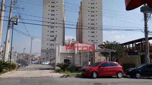 Apartamento Com 2 Dormitórios À Venda, 47 M² Por R$ 230.000 - Jardim Castelo - São Paulo/sp - Ap1661