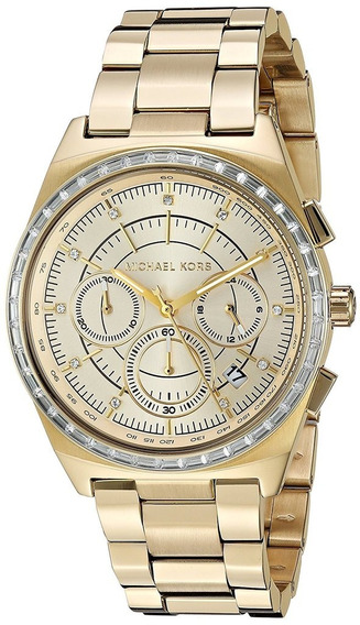 Reloj Michael Kors Dorado Mod. Mk6421