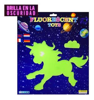 Unicornio Grande Fluorescente (sector Estrellas Fluorescent)