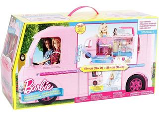 Barbie Camper De Lujo