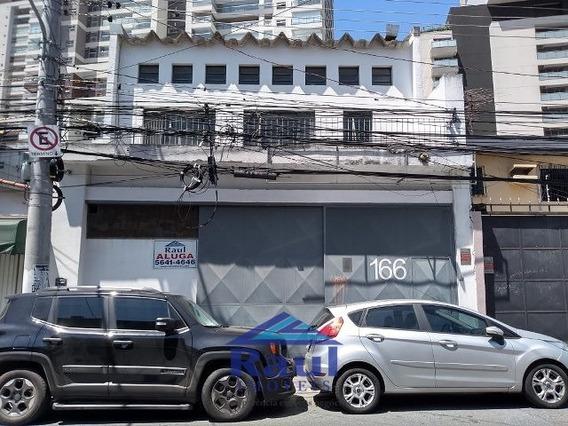 Locação Galpão - Santo Amaro, São Paulo-sp - 3919-2