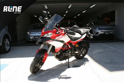 Ducati Multistrada 1200 Pikes Peak Edition 2014