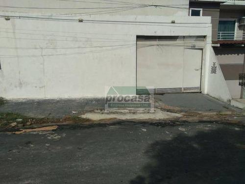 Imagem 1 de 9 de Casa Com 2 Dormitórios Para Alugar, 150 M² Por R$ 3.200,00/mês - Flores - Manaus/am - Ca3996