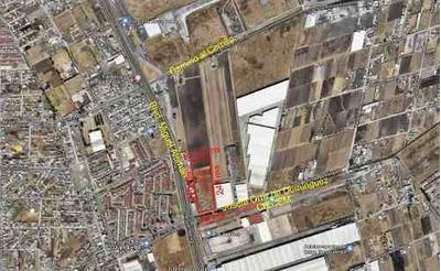 (crm-1391-2055) Terreno Industrial En Venta Al Lado De Ciecem, Toluca