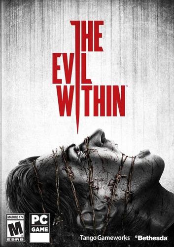 The Evil Within Juego Pc Original + Español + Online