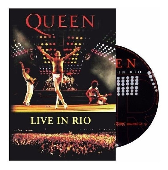 Queen - Live In Rio - Rock In Rio