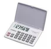 Calculadora De Bolso Casio Lc-160lv 4 Operações Branca