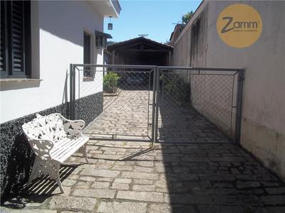 Casa Residencial À Venda, Centro, Amparo. - Codigo: Ca0387 - Ca0387