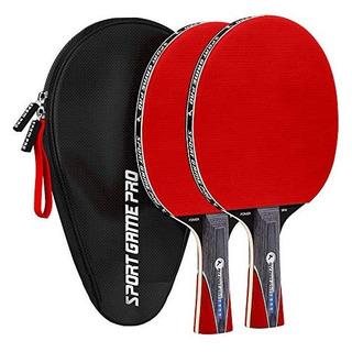 Ping Pong Jt-700 - Pala De Pádel (funda De Regalo) 30165
