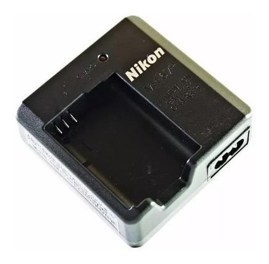 Carregador Mh-67p P/ Bateria En-el23 Coolpix P600 Ba24