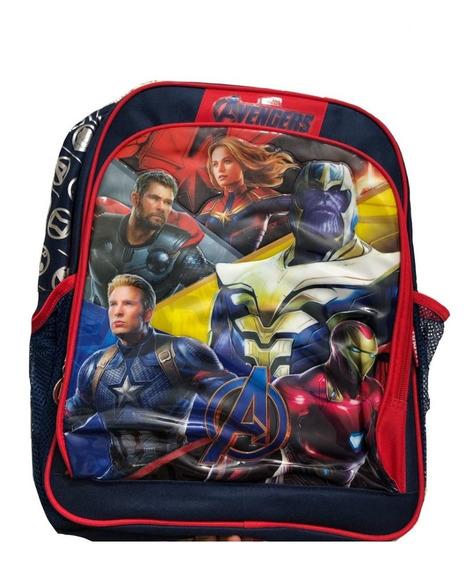 Marvel Mochila Avengers Endgame Personajes Primaria, 2019