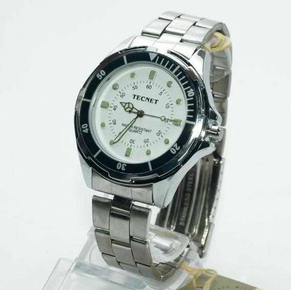 Relógio Tecnet Masculino Resistente A