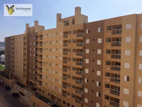 Apartamento Residencial À Venda, Vila Maracanã, São Paulo. - Ap0341