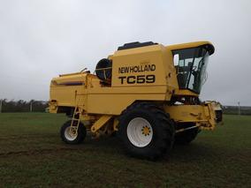 New Holland Tc 59, 2002, 6000 Hs, 10% De Descuento Sin Usado
