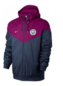 Jaqueta Corta Vento Nike Manchester City Masculina Time