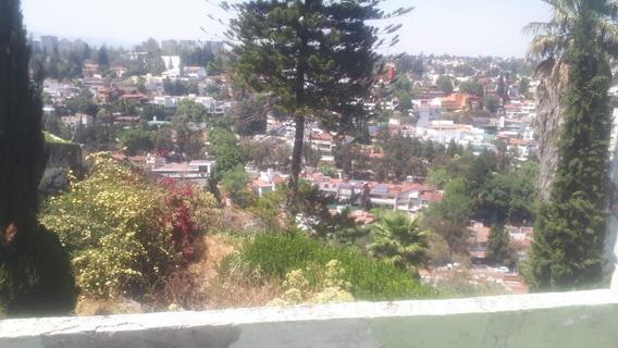 Venta Terreno En Lomas De Tecamachalco
