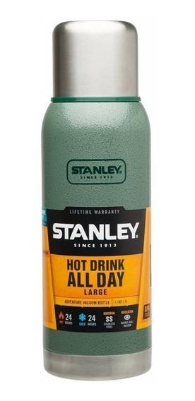 Termo Stanley 1 Litro Adventure Original Garantia Cebador