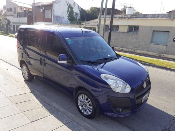 Fiat Doblo 7 Asientos 1.4 Impecable Estado 1 Mano Particular