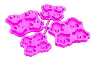 Molde Plastico Fomi / Foami Mano Abierta X 4 Ref. 31147