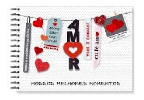 Imagem 1 de 1 de Album De Recordacoes Varal Do Amor - 87