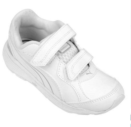 zapatillas puma blancas niños