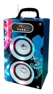 Parlante Bluetooth Portátil Kosmo Kos610 Full