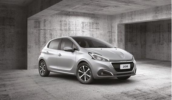 Peugeot 208 Adjudicado 80 Cuotas Pagas, En Agencia